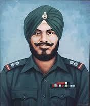 PVC Recipient Subedar Joginder Singh123