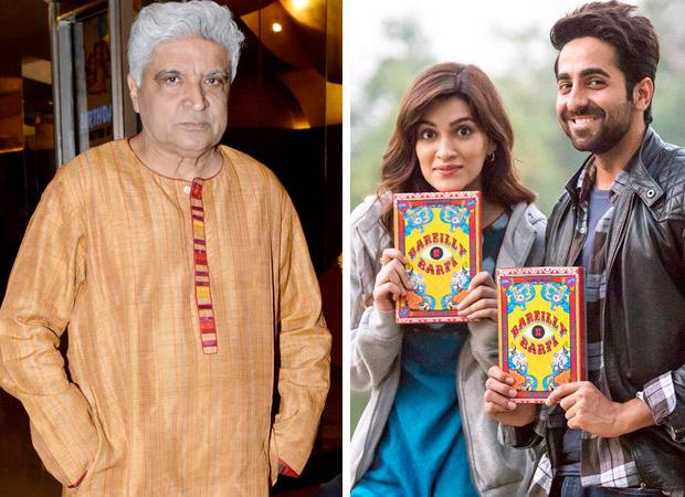 REVEALED Javed Akhtar plays narrator in Bareilly Ki Barfi