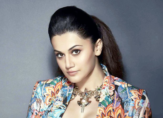 REVEALED Taapsee Pannu to launch the voice of Common Woman by Rimanika Laxman
