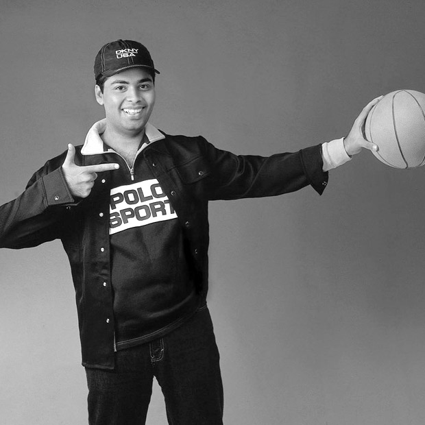 REWIND This photoshoot of Karan Johar will take you back to the 90s