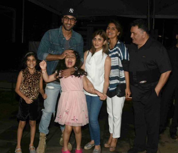 Ranbir Samara family 3