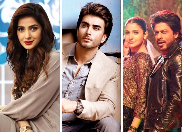 Saba Qamar and Imran Abbas praise Shah Rukh Khan