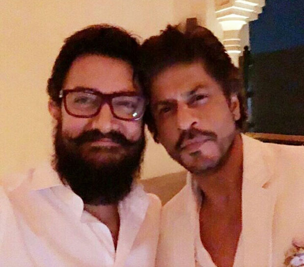 This is how Aamir Khan sent his best wishes for Shah Rukh Khan starrer Jab Harry Met Sejal