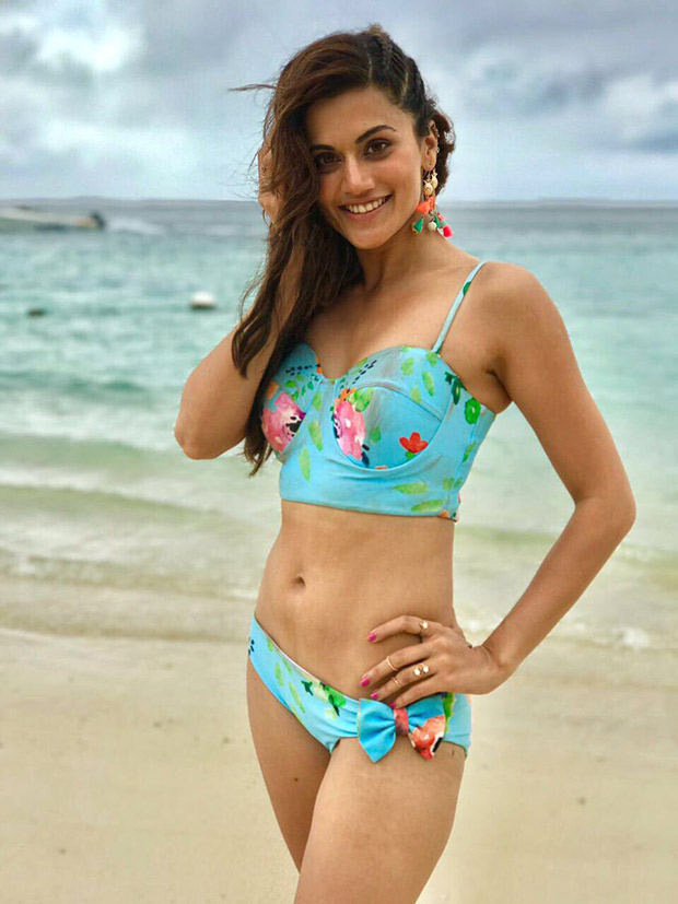 Taapsee Pannu gives a hard-hitting response to the comments of trolls on her bikini pictures (1)