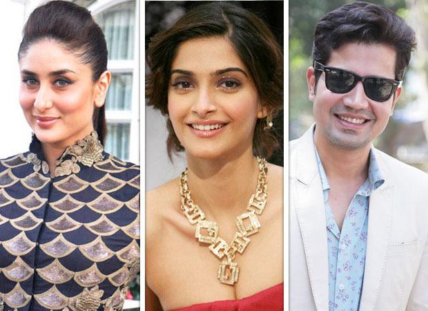 Kareena Kapoor Khan, Sonam Kapoor and Sumeet Vyas rehearse a peppy number for Veere Di Wedding features