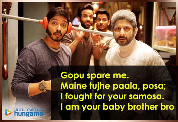 17 dialogues from Golmaal Again that made us go LOL & ROFL! (16)