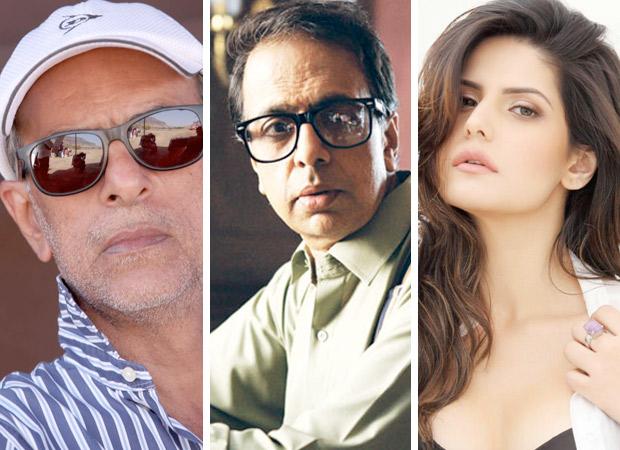 Aksar 2 makers, producer Narendra Bajaj and director Ananth Mahadevan hit back at Zareen Khan