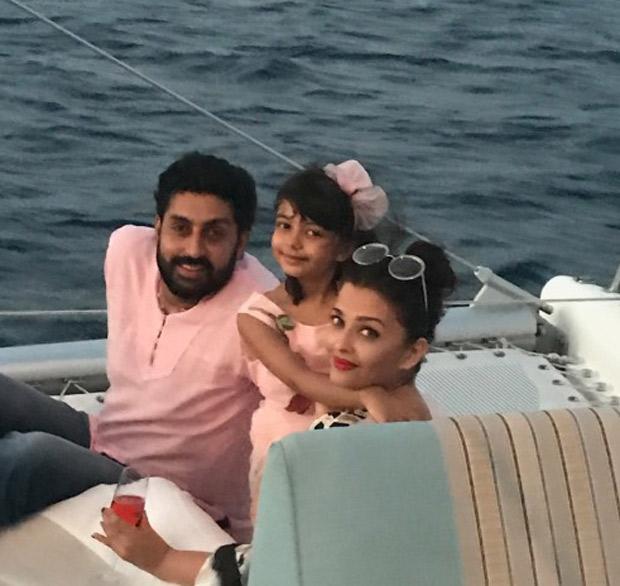 Amitabh Bachchan pens a heartfelt post on granddaughter Aaradhya Bachchan's 6th birthday
