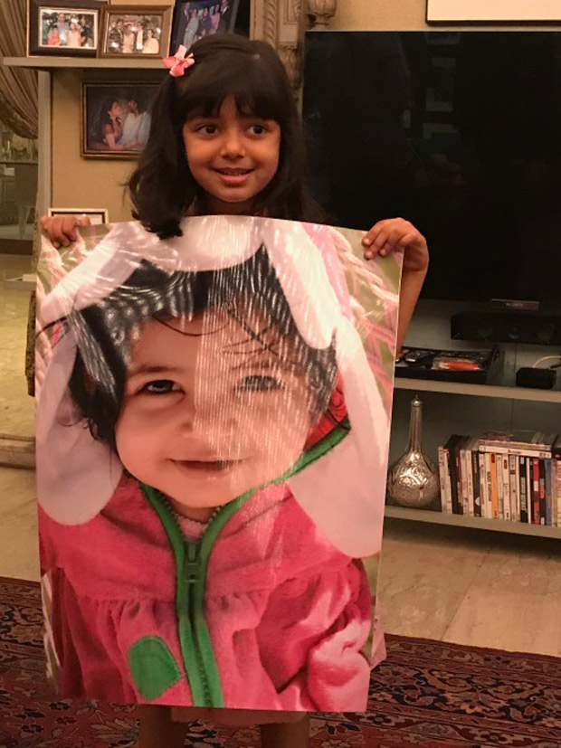 Amitabh Bachchan pens a heartfelt post on granddaughter Aaradhya Bachchan's 6th birthday (2)