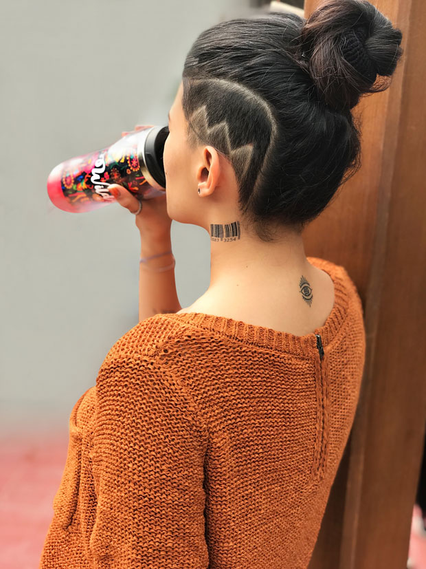 Amyra Dastur speaks about her new tattoo and its meaning in her life-2