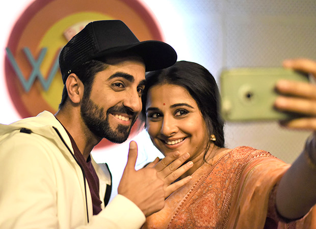 Ayushmann Khurrana will be seen in Tumhari Sulu and here's what you need to know about his role