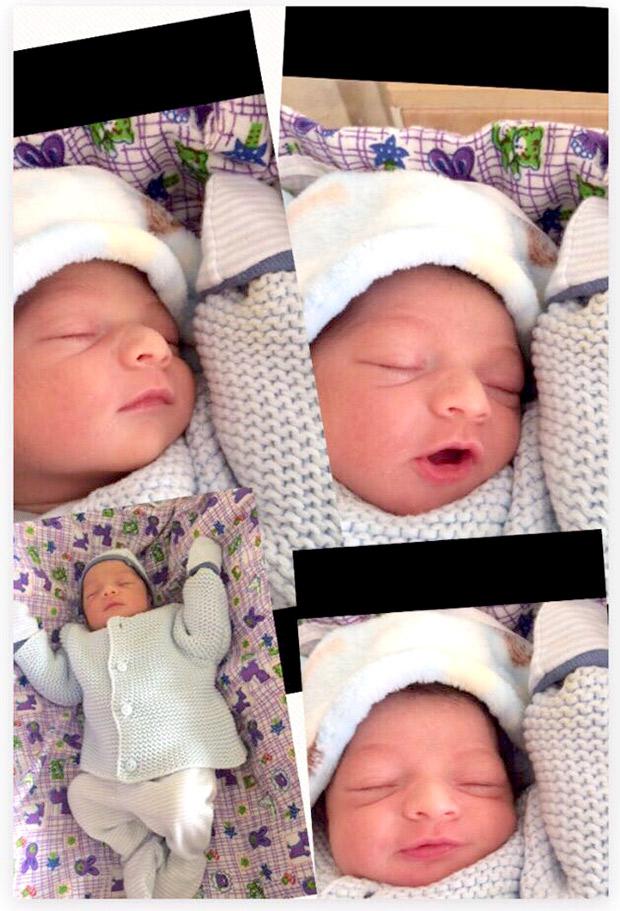 BREAKING Kangana Ranaut's sister Rangoli Chandel gives birth to a baby boy4