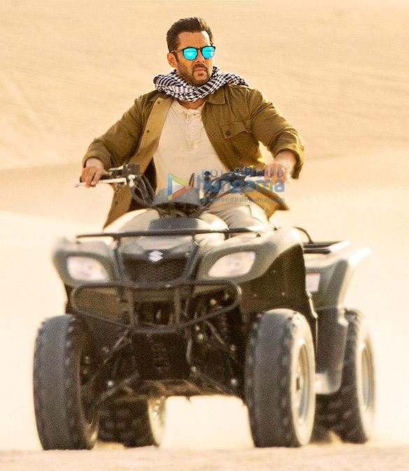 Behind The Scenes Salman Khan and Ali Abbas Zafar shooting for Tiger Zinda Hai featured-1