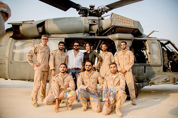 Behind The Scenes Salman Khan and Ali Abbas Zafar shooting for Tiger Zinda Hai featured-4