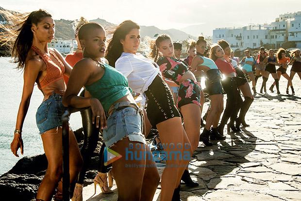 Belly dancing nostalgia for Katrina Kaif in Tiger Zinda Hai