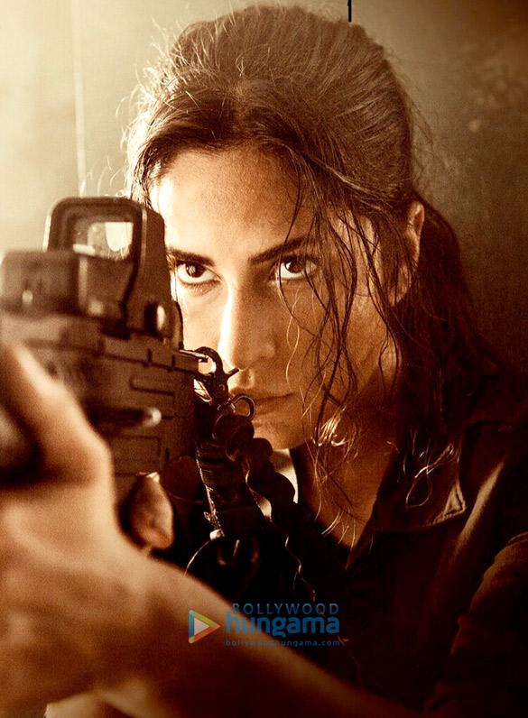 Check out Katrina Kaif's kick-ass look in Tiger Zinda Hai