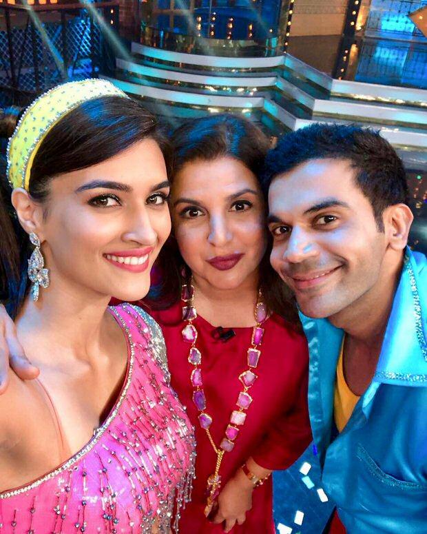 Check out Kriti Sanon transforms into Madhuri Dixit's Mohini for Lip Sing Battle1