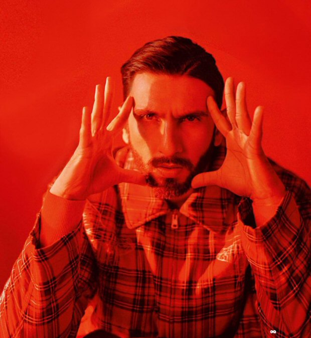 Check out Ranveer Singh's red hot avatar for GQ is not to be missed3