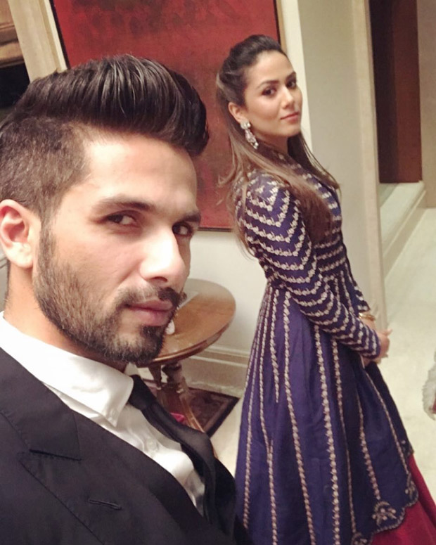 Check out Shahid Kapoor flaunts his new look on his night out with Mira Rajput (1)