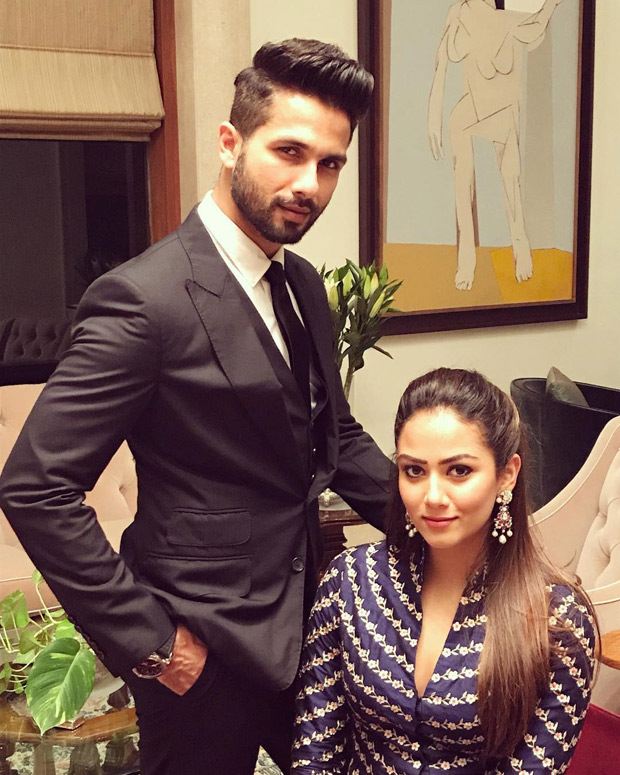Check out Shahid Kapoor flaunts his new look on his night out with Mira Rajput (2)