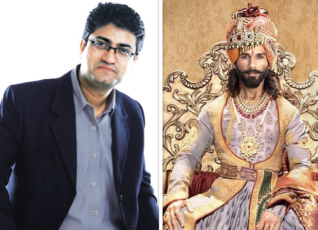 """""""In order to give a proper certification, we shouldn't be pressurized so strongly"""" – Prasoon Joshi on Padmavati News"""