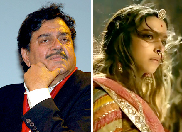 """""""Let them show the film to a neutral panel of historians"""" - Shatrughan Sinha on Padmavati"""