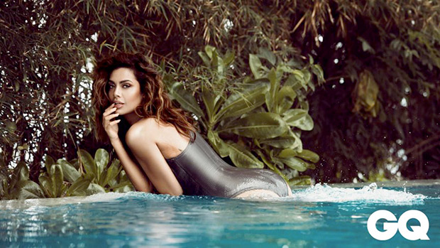 HOT Sultry siren Esha Gupta is breaking the Internet with her photoshoot for GQ