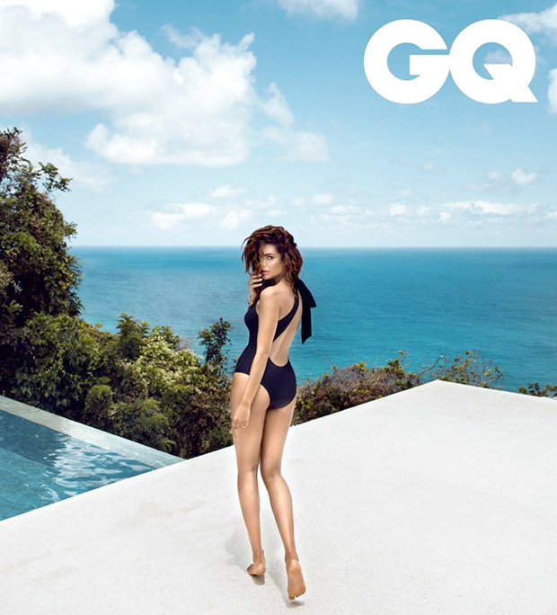 HOT Sultry siren Esha Gupta is photoshoot for GQ