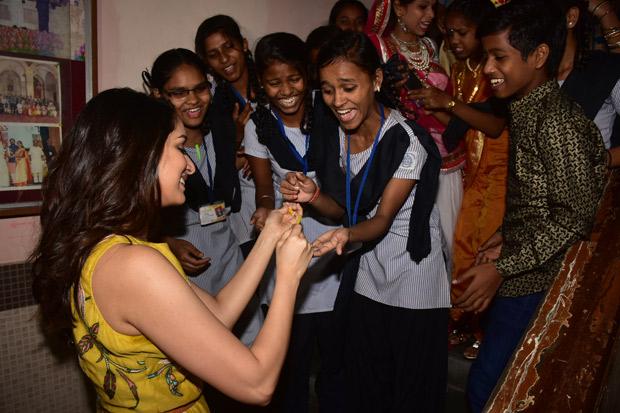 Here's how Shraddha Kapoor celebrated Children's Day in Mumbai (3)
