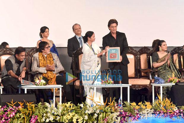 K3G Reunion Amitabh Bachchan, Shah Rukh Film Festival 2017