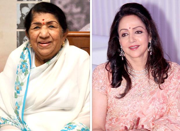 Lata Mangeshkar sends blessings gifts for Hema Malini's grand daughter