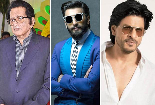 Manoj Kumar approves of Ranveer Singh's imitation of him; whereas filed defamation case against Shah Rukh Khan for doing the same