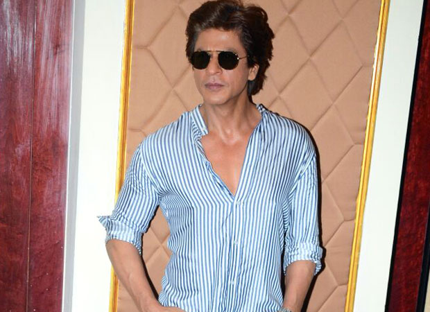 Shah Rukh Khan reveals that the title of his next has been finalized and other details too!