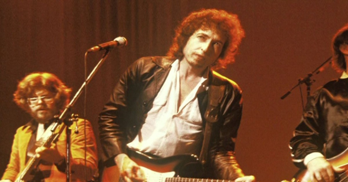 Bob Dylan's Gospel Years from Rolling Thunder and The Gospel Years