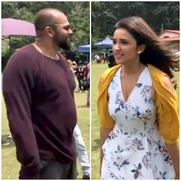 WATCH Parineeti Chopra calls Golmaal Again director Rohit Shetty 'cheater' after he tricks her1