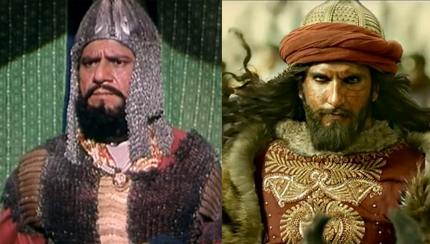 WHAT Story of Padmavati has been explored before and late Om Puri played Alauddin Khilji