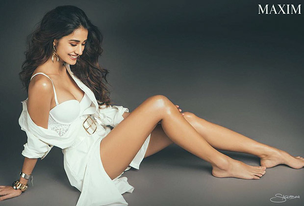 WOW! Disha Patani looks hot in this new picture from Maxim