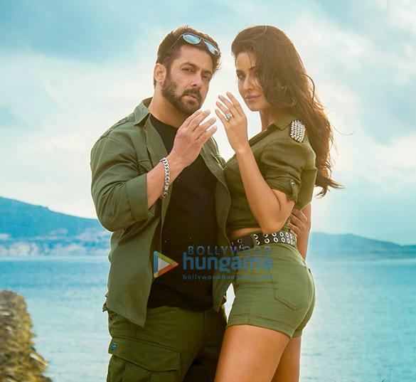 WOW! Salman Khan and Katrina Kaif to swing to a swag number in Tiger Zinda Hai
