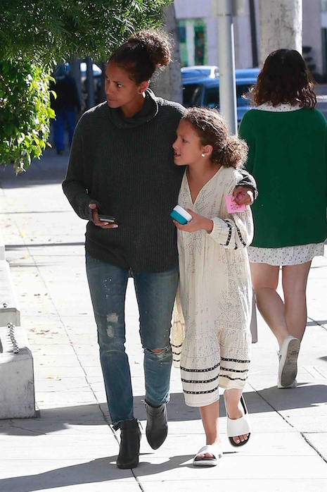 Halle Berry Back To The Real World Oye Times