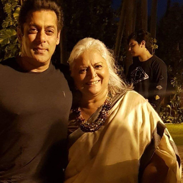 #HappyBirthdaySalmanKhan Salman parties with MS Dhoni, and others; dances on 'Baby Ko Bass Pasand Hai' and 'Shape Of You' (4)