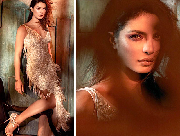 Priyanka Chopra leaves a trail of glitter, couture and oodles of subdued glamour for Harper's Bazaar Vietnam!