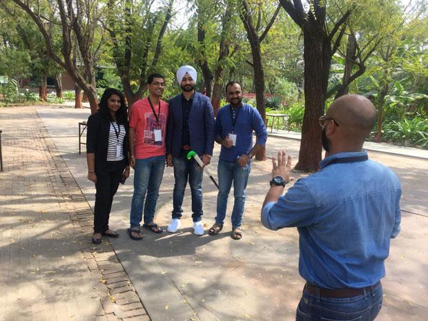 Soorma: Sandeep Singh's TEDx speech got the audience cheering in applause