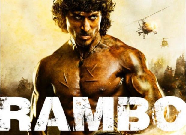 Tiger Shroff in Rambo
