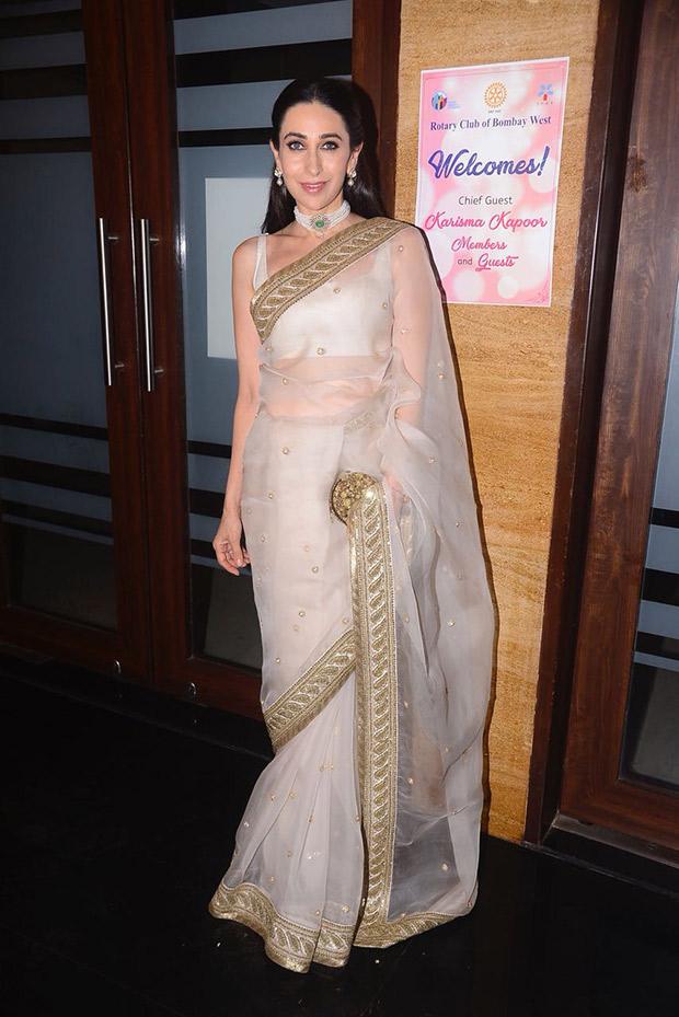 Karisma Kapoor: Elegance personified in a Sabyasachi sari