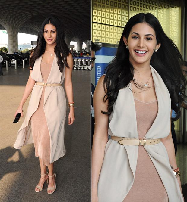 Weekly Airport Style: Amyra Dastur