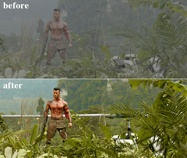 Behind the scenes: VFX breakdown of the action packed Tiger Shroff starrer Baaghi 2