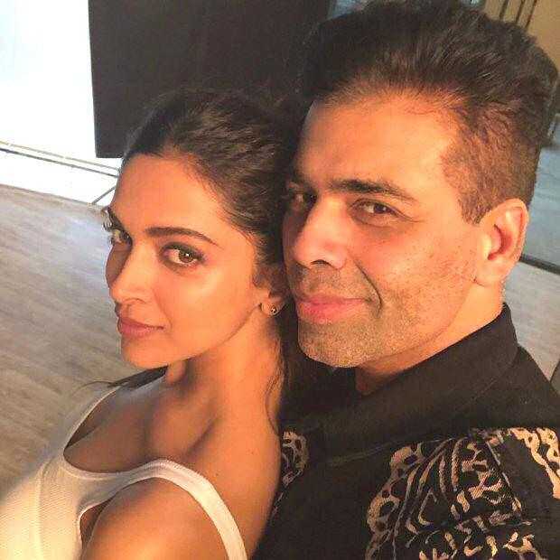 Deepika Padukone and Karan Johar come TOGETHER and we can't keep calm (check details)