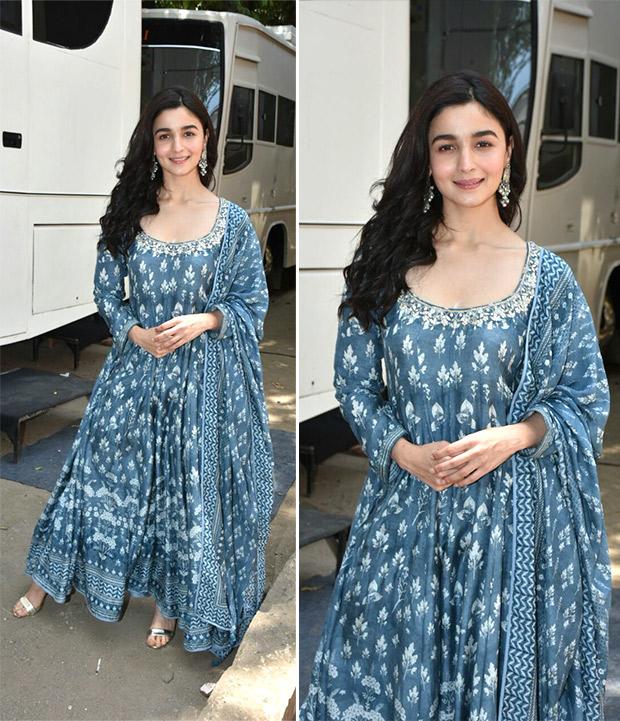Weekly Best Dressed Celebrities - Alia Bhatt in Anita Dongre