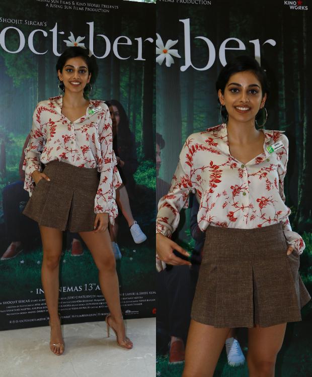 Weekly Best Dressed Celebrities - Banita Sandhu in Mulberry