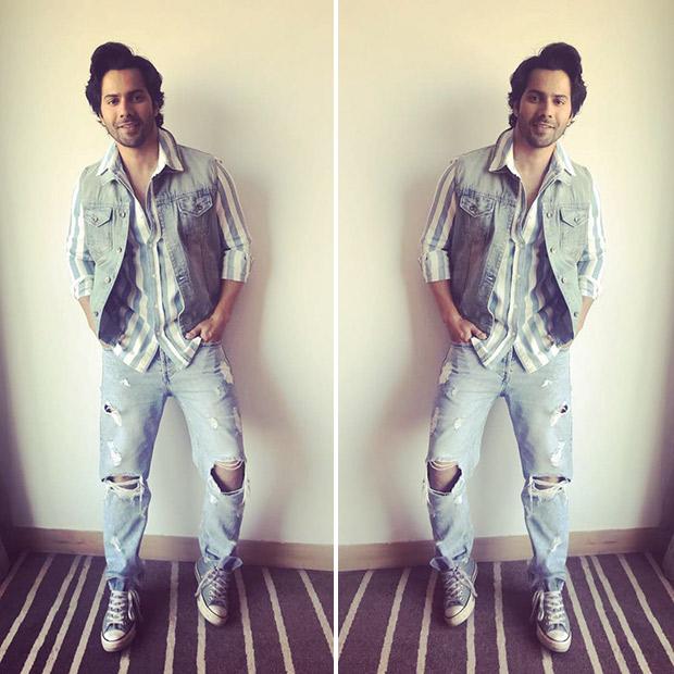 Weekly Best Dressed Celebrities - Varun Dhawan